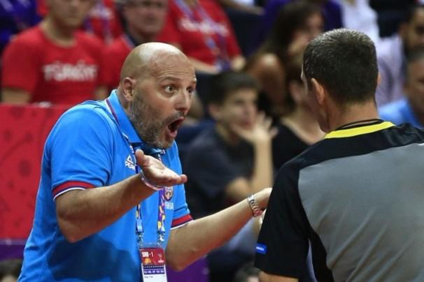 Poraz Saletovih Orlova Košarkaši Srbije Izgubili Od Nemačke